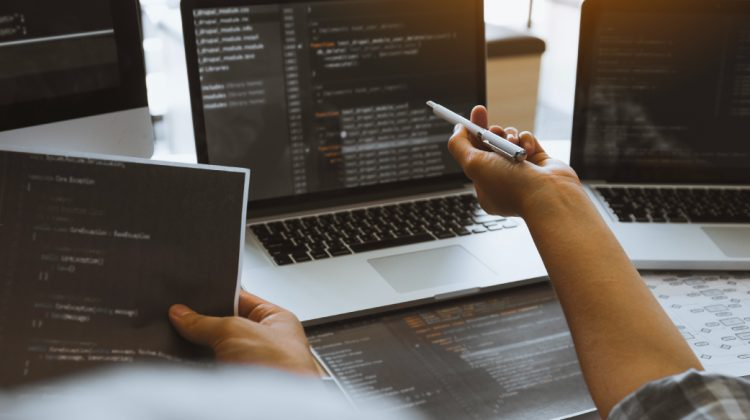 Web development is the process of actually building your website